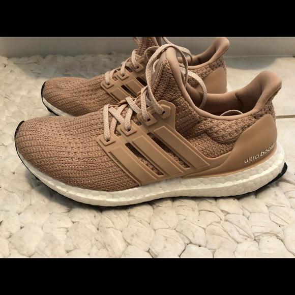 dd11a02da5e03 adidas Shoes - Women s Adidas Ultra Boost 7.5 ash pearl sneaker